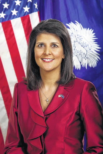 How To Address Nikki Haley In A Letter