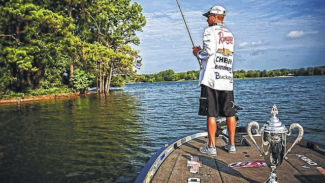 Newberry observer forrest wood cup starts thursday at for Lake murray sc fishing report