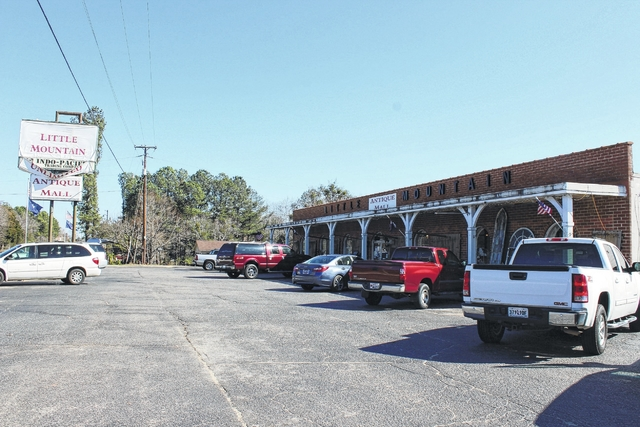 little mountain antique mall Cafe welcomes visitors from afar | Newberry Observer little mountain antique mall